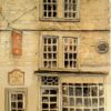 Sally Lunn's Café, Bath. Mixed media drawing. Sold.