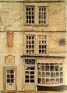 Sally Lunn's Café, Bath