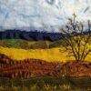 Fabric landscape Keillor Fields